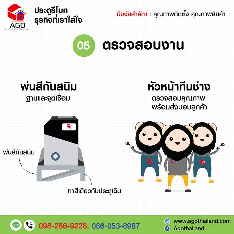 ประตูรีโมท-agothailand-คุณภาพงานติดตั้ง-05