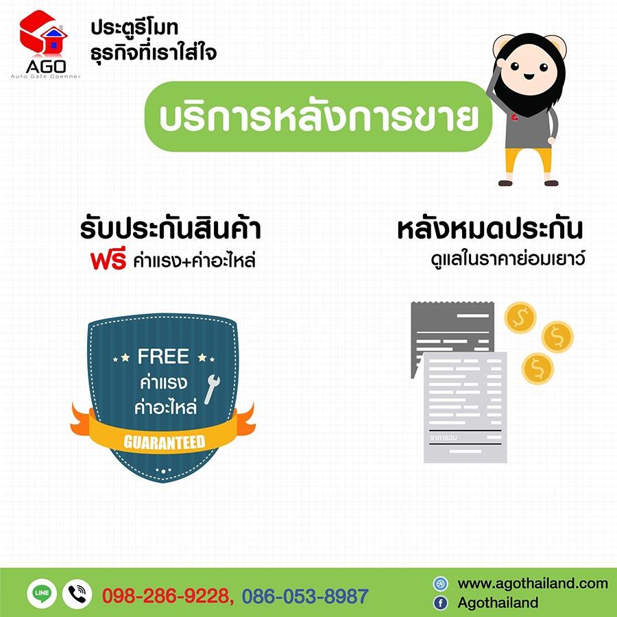 ประตูรีโมท-agothailand-คุณภาพงานติดตั้ง-06